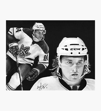 Mikhail Grabovski (Toronto Maple Leafs) Photographic Print