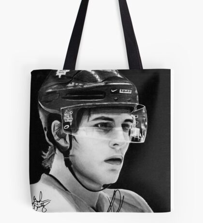 Luke Schenn (Toronto Maple Leafs) Tote Bag