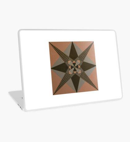 Encaustic Painting 05 Laptop Skin