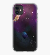 Space Jellies iPhone Case