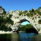 Pont d'Arc by bubblehex08