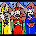 We Three Kings by Starzology