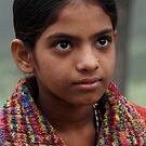 INNOCENT GIRL by JYOTIRMOY Portfolio Photographer