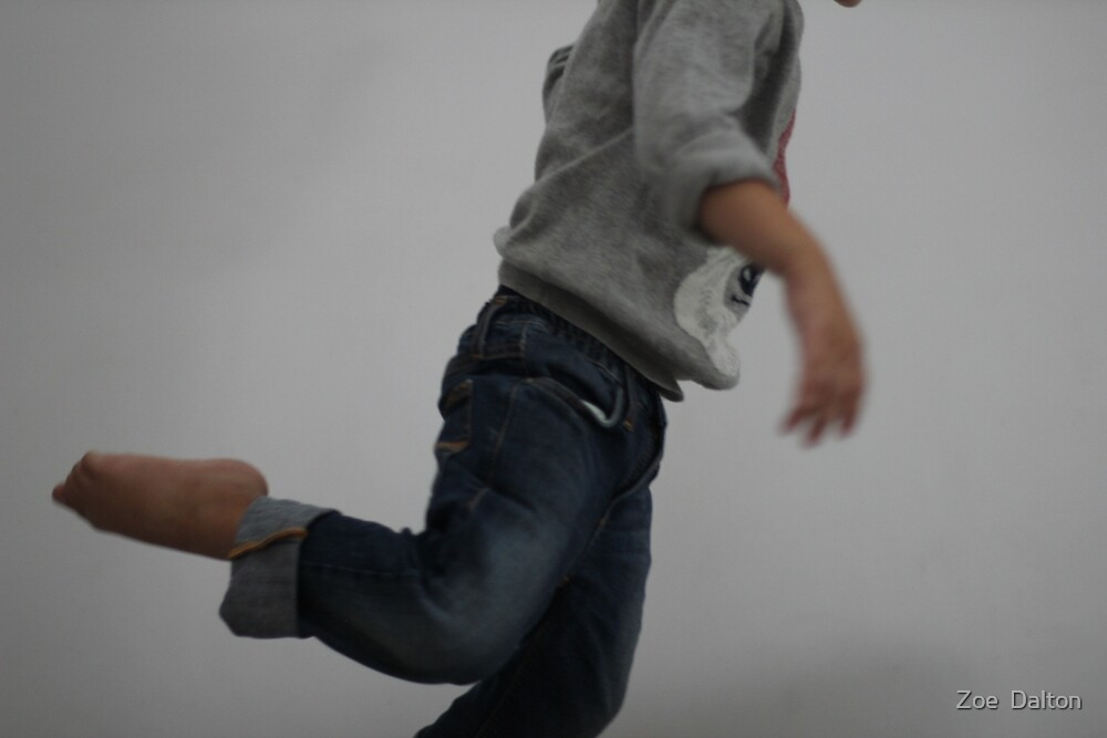 Jump by Zoe  Dalton