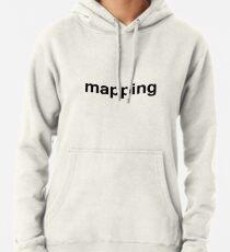Sudadera con capucha mapping