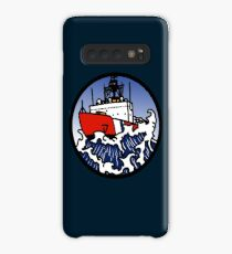 Wave Series - Polar Icebreaker  Case/Skin for Samsung Galaxy