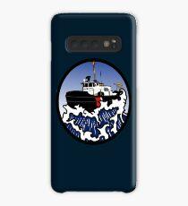 Wave Series - Harbor Tug Case/Skin for Samsung Galaxy
