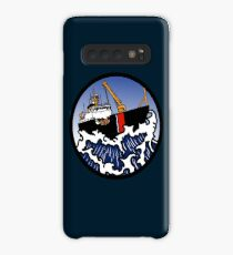 Wave Series - 225 Keeper Class Case/Skin for Samsung Galaxy