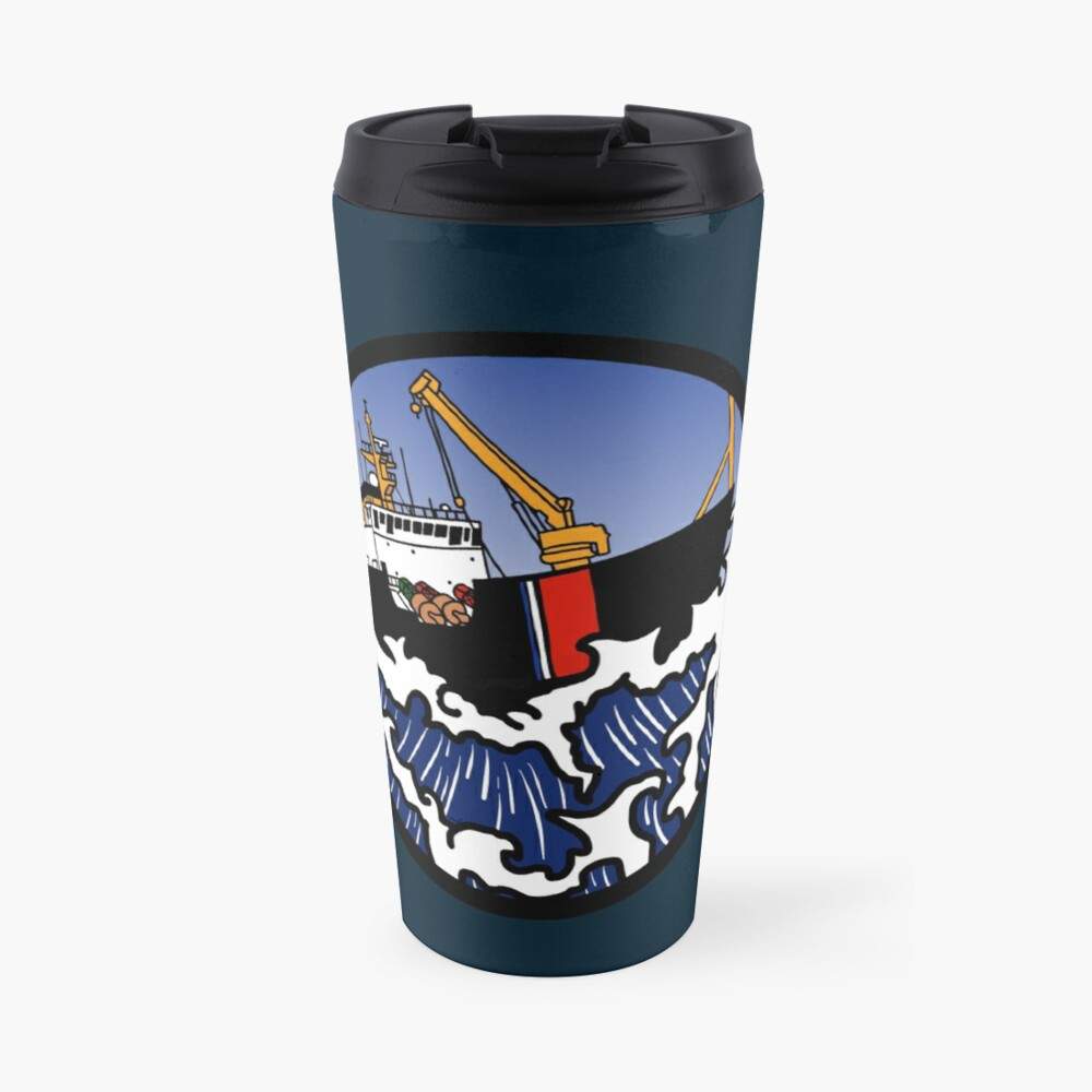 Wave Series - 225 Keeper Class Travel Mug