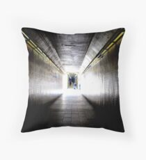 Let There be Light-Tokyo,Japan Throw Pillow