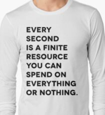 Every Second Long Sleeve T-Shirt