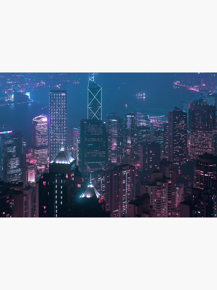 Hong Kong Viewed from the sky by TokyoLuv