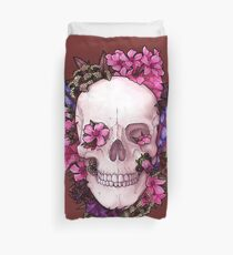Deadly Beautiful Duvet Cover