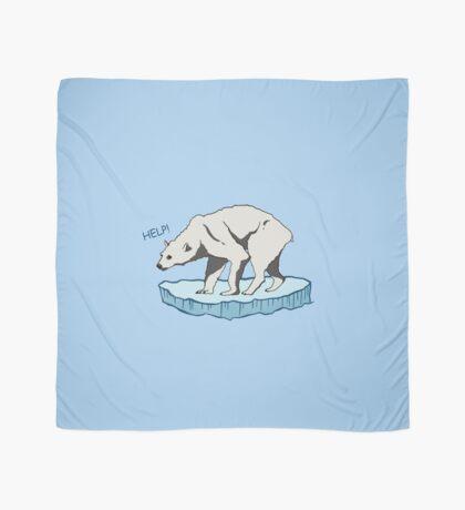 Polar Bear - Help! Scarf