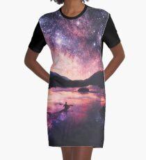 Cielo Graphic T-Shirt Dress