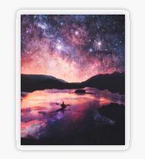 Cielo Transparent Sticker
