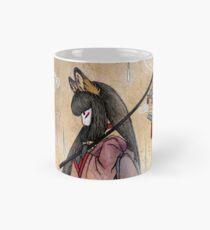 Bad Thoughts - Kitsune Fox Yokai  Classic Mug