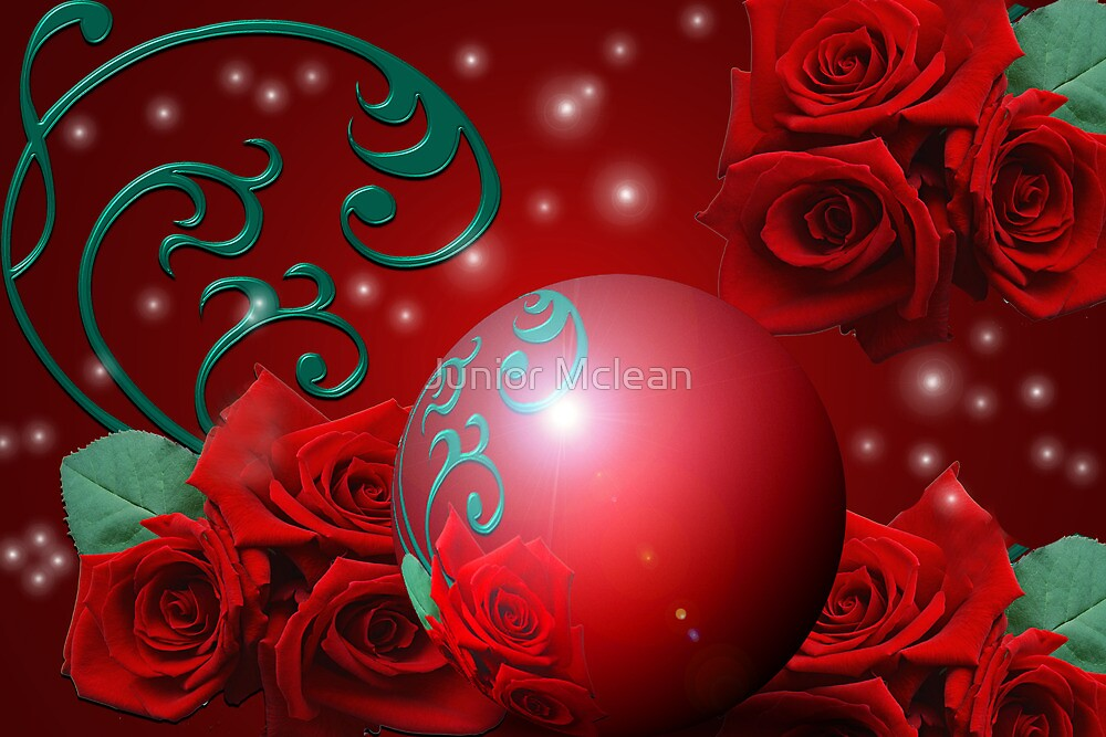 Special Occasions: The Rose Pearl by Junior Mclean