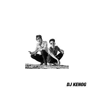 DJ KENOG & H_BALLZ squat heart (dark colors) by dj-kenog