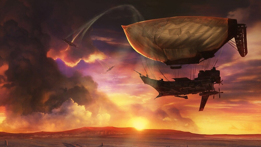 Guns Of Icarus by Dameggamad1