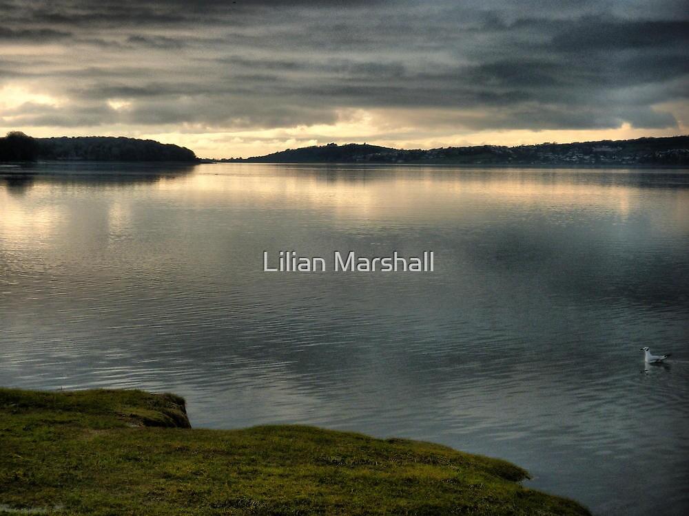 Kent Estuary by Lilian Marshall