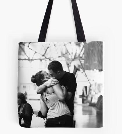 Love, like no-one's watching! Tote Bag