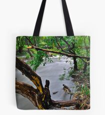 Never Never River.. Tote Bag