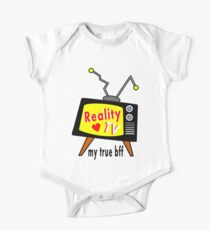Reality TV My BFF Old-fashioned TV Set Kids Clothes
