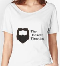 The Darkest Timeline Women's Relaxed Fit T-Shirt