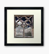 Under Gothic Skies Framed Print