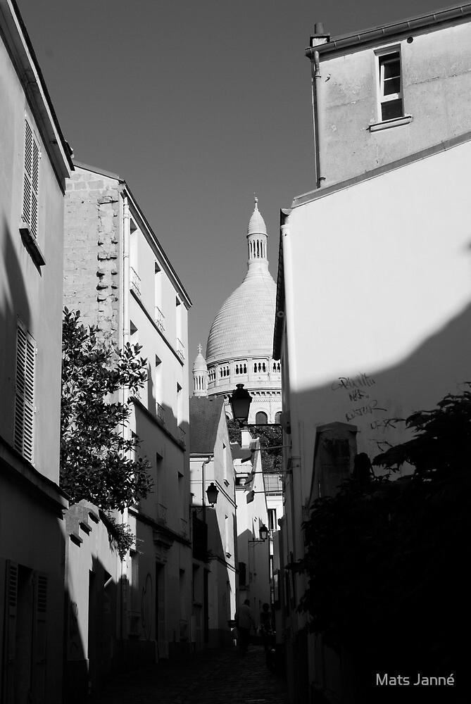 Basilique du Sacré-Cœur I by Mats Janné