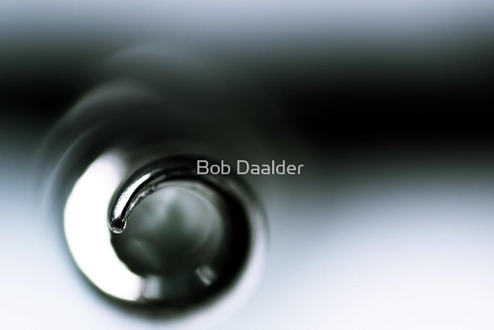 Again, Blue.... by Bob Daalder