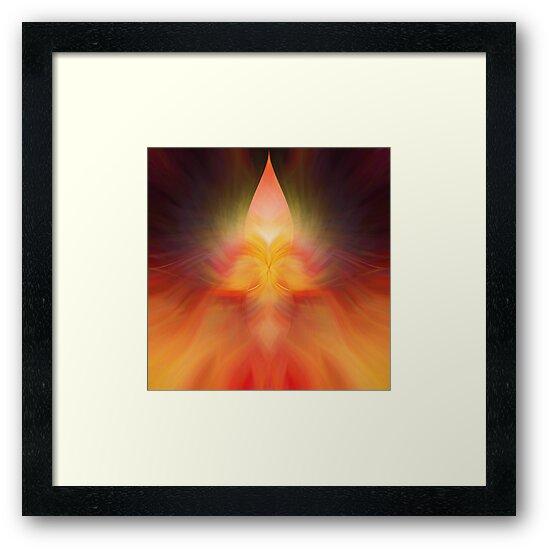 Rising Flame by bretshah