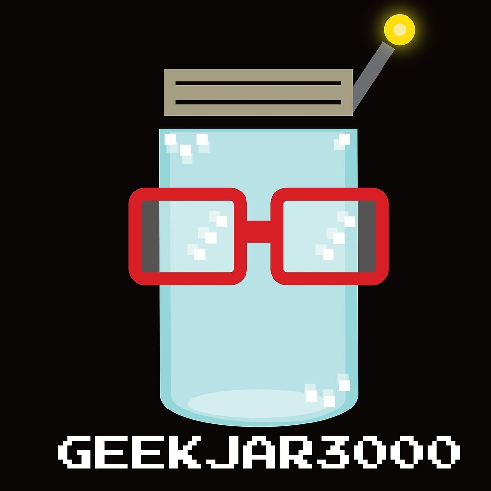 GeekJar3000 Logo by GeekJar3000