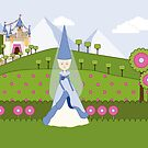 «La Princesa Vanesa» de elsa garcía