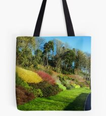 Winter Colours ~ Langmoor-Lister Gardens Tote Bag