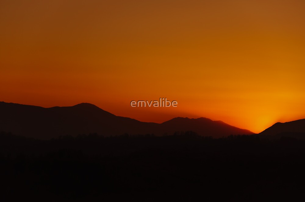 Sunset by emvalibe