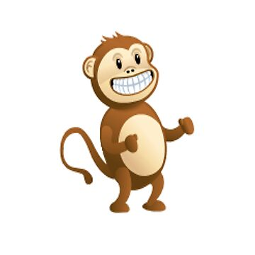 The Monkey Emoji From Skype by partialpickle