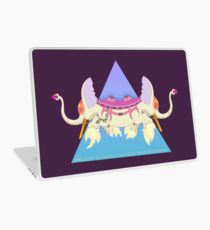 Ancient Psychic Tandem War Elephant Laptop Skin