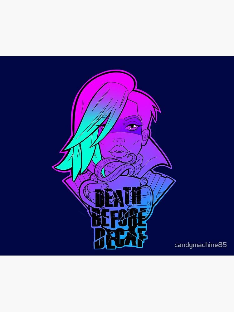 Borderlands Lorelei- Death Before Decaf by candymachine85