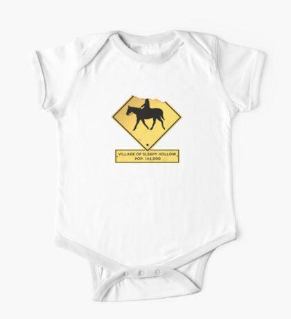 Headless Horseman Sign Kids Clothes