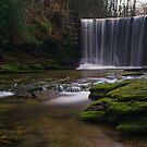 Big Wood Weir by Paul Whittingham