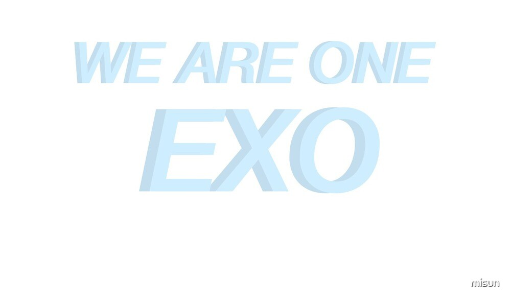 WE ARE ONE! EXO! 1.0 by misun