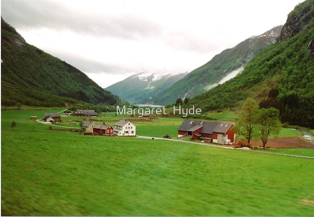 Rural Norway by Margaret  Hyde