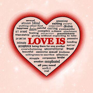 Love Is by gracefullizard