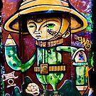 Street art by Troy Slater