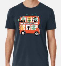 Spooky Bus Premium T-Shirt