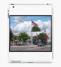 Nunda, New York iPad Case/Skin