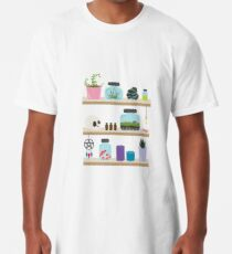 Witch Shelves, The Other Wall Long T-Shirt