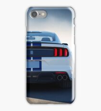 Ford Mustang GT-350 Rear iPhone Case/Skin